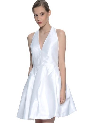 Glamorous Elbise Beyaz